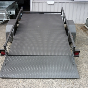 Golf Cart Mini Plant Trailers