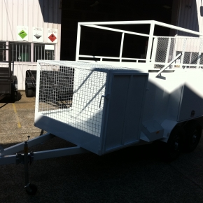 Lawn Mowing Landscaping Trailers