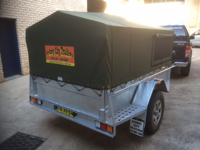 Off Road Trailers Sydney City