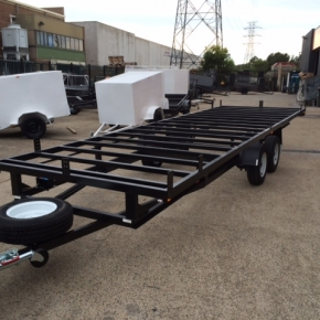 Table Top Trailers